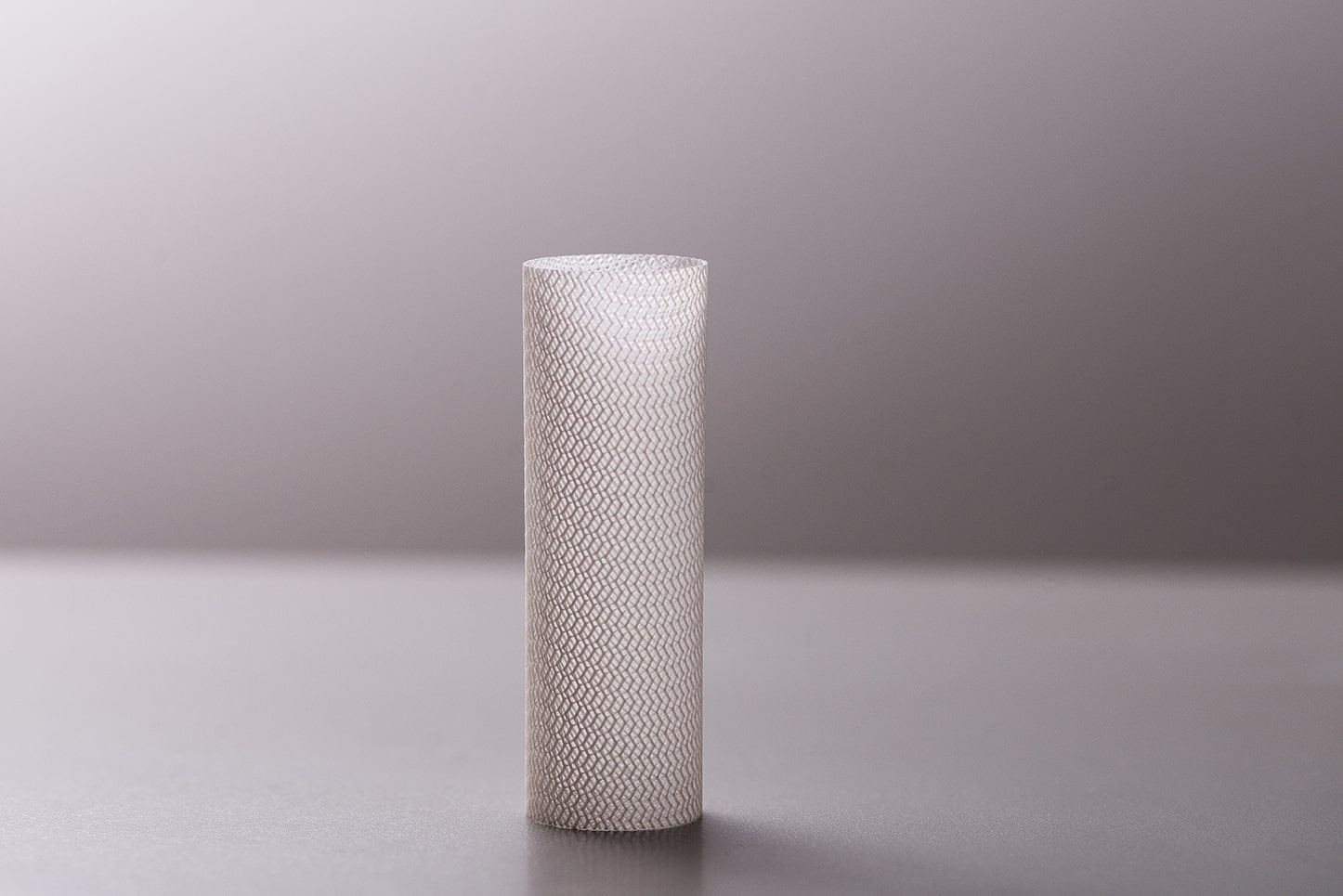 Knitted Stent Graft Fabric