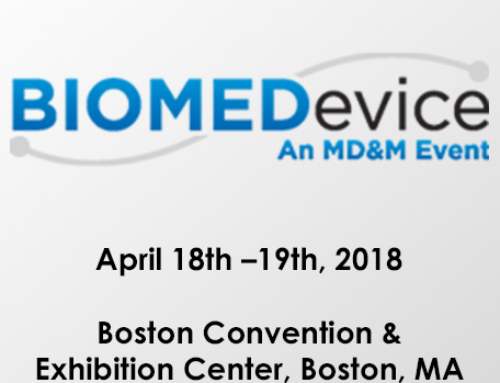 Aran Biomedical attending BIOMEDevice Boston 2018