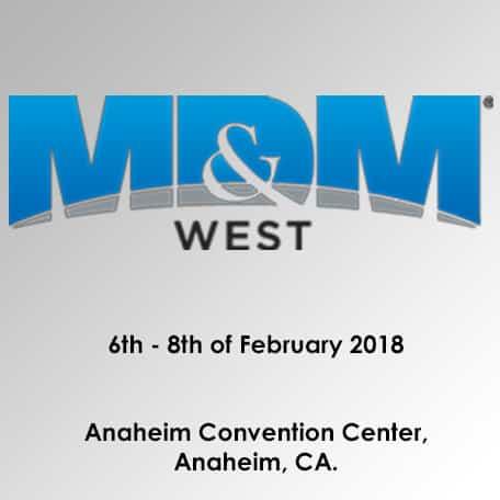 Aran Biomedical attending MD & M West 2018 - Aran Biomedical