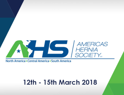 Aran Biomedical to attend the American Hernia Congress 2018