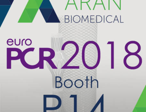 Aran Biomedical Exhibiting at EuroPCR 2018