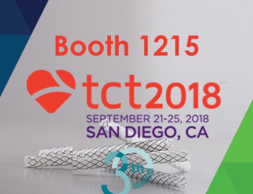 Aran Biomedical to Exhibit at TCT 2018