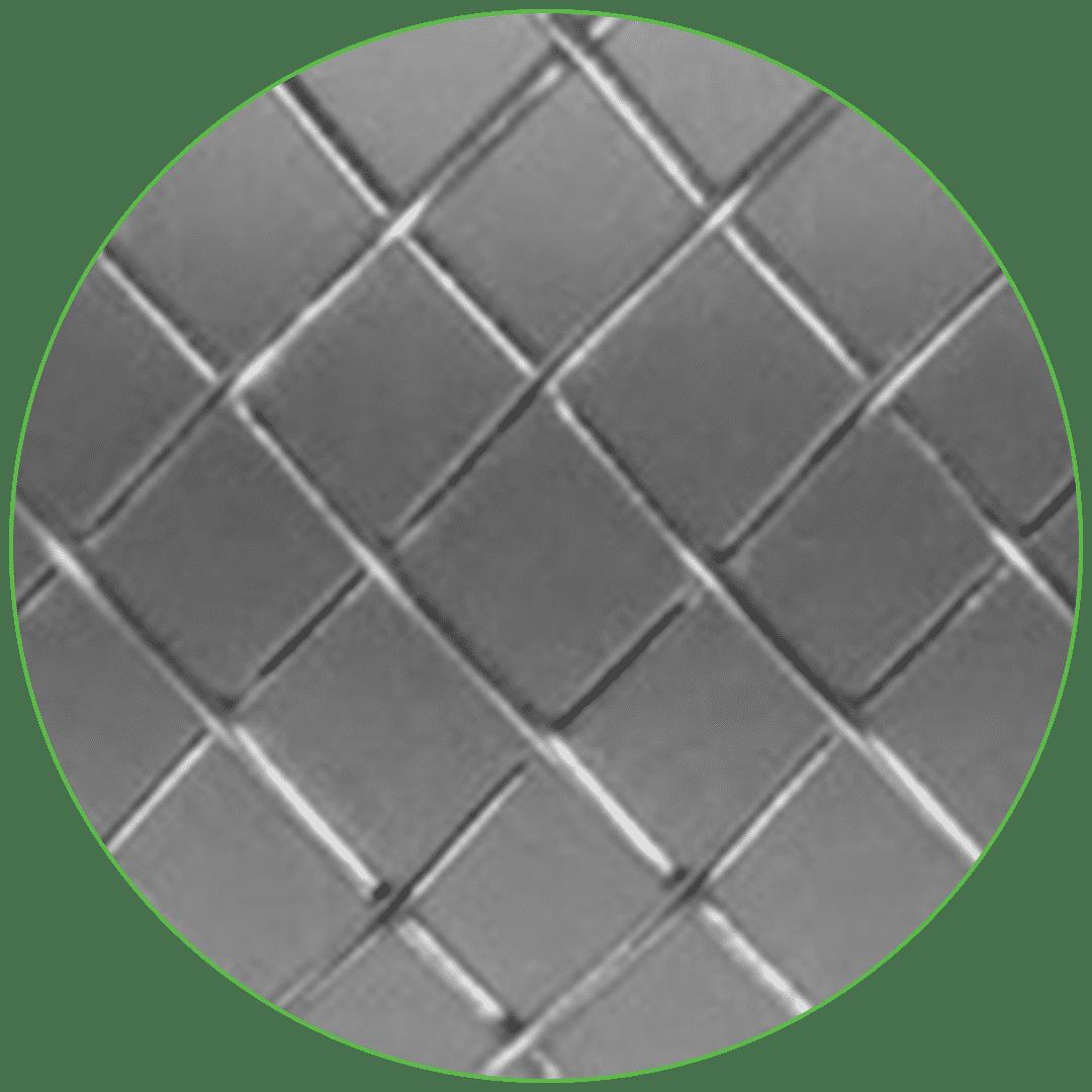 Electropolished nitinol braid