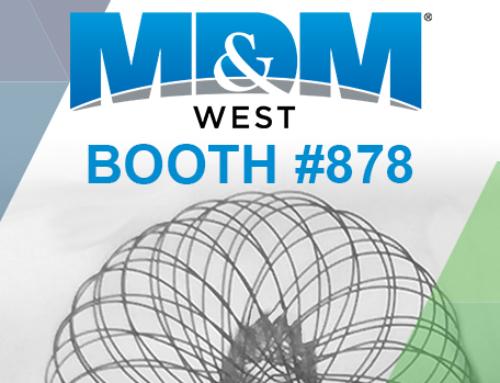 Aran Biomedical Exhibiting at MD&M West 2020